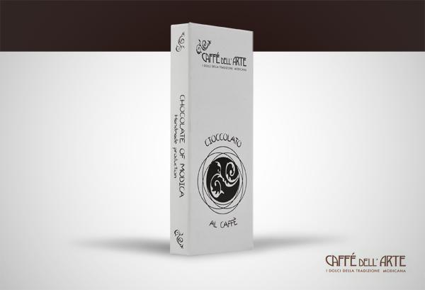 cioccolato al caffè - caffè dell'arte Modica