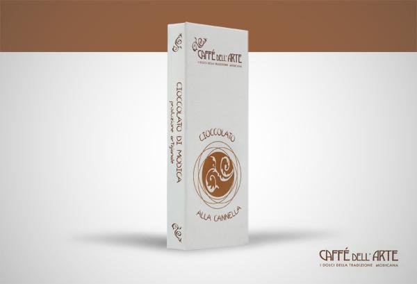cioccolato alla cannella - caffè dell'arte Modica