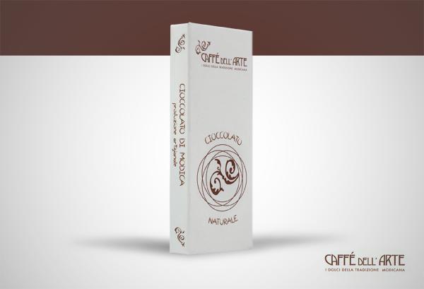 cioccolato al naturale - caffè dell'arte Modica