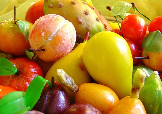 frutta martorana - caffè dell'arte Modica